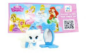 Ballerine von den Prinzessin Palace Pets mit Beipackzettel