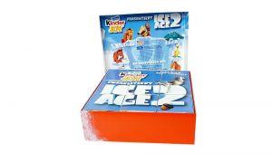 """Diorama von ICE AGE II """"Jetzt taut's"""" von 2006 in Top Zustand (Kinder Joy)"""