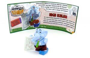 INGO ISKLAR mit Beipackzettel (Die Heimwerker Elefanten)