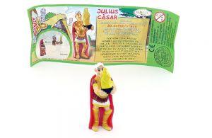 Julius Caesar - Cäsar mit deustchen Beipackzettel (Asterix Geburtstag)