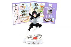 Katana mit Beipackzettel von den DC Super Hero Girls