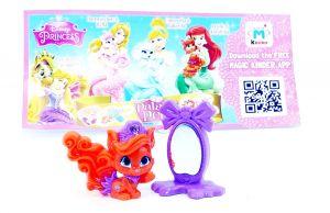 Korallina von den Prinzessin Palace Pets mit Beipackzettel