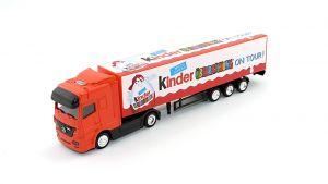 Deutscher Ü-Ei Truck von Ferrero ohne Blister (Ü-Eier Trucks)