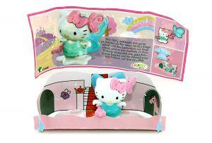 Kitty als Fee mit Zubehör (Hello Kitty - FF328)