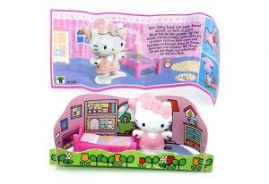 Kitty geht schlafen mit Zubehör (Hello Kitty - FF330)