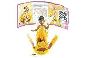 Klara von den Disney Fairies mit Beipackzettel