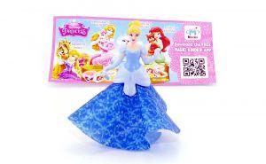 Cinderella von den Prinzessin Palace Pets mit Beipackzettel