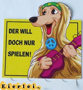 Palettenanhänger von Kurt Klampfe (Großstadthunde)