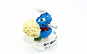 Schleich Schlümpfe - 20752 GUTE BESSERUNG (Artikelmaße L x B x H - 36 x 36 x 51 Millimeter)