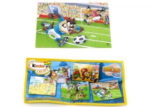 Looney Tunes ACTIVE Puzzleecke Nr. 1 mit Beipackzettel (Puzzle)