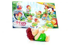 Lazybone mit BPZ aus der Serie Die Ötzis kommen