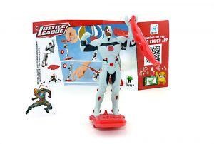 CYBORG von den Justice League mit Beipackzettel DV417