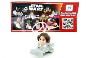 PADME - Prinzessin Leia von Star Wars mit Beipackzettel (FS324)