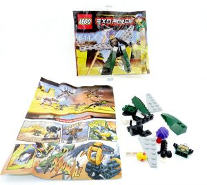 LEGO EXOFORCE Polybag mit Figur 3886 OVP Item 4502862