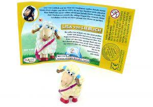 Lisa von Lieblich (Gute Schafe wilde Schafe)