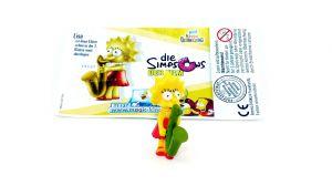 Lisa Simpsons mit deutschen Beipackzettel (The Simpsons)