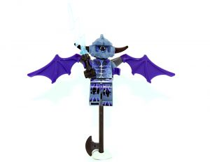 LEGO Nexo Knights Steinstampfer  (Nummer 271722) LIMITED EDITION