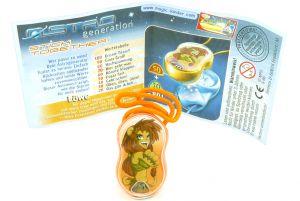 Löwe mit Beipackzettel (Astro Generation - Sternzeichen)