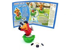 Lupy Lupfer, mit Ball und deutschen Beipackzettel (Magic Sport 2)