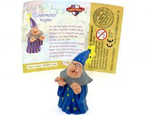 Zaubermeister Magnus mit Beipackzettel (Das Königliche Turnier - Funny Castle)