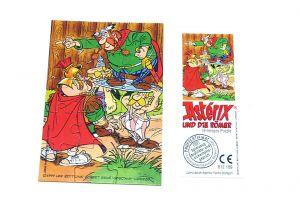 Asterix und die Römer Puzzleecke unten links