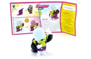 Mojo Jojo mit Beipackzettel, SN318 (Powerpuff Girls)