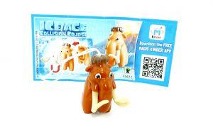 Manny von Ice Age 5 - Kollision voraus mit Beipackzettel