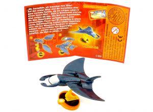 Manta Jet mit Beipackzettel (Die Unglaublichen)