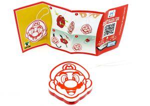 Super Mario Kabelschützer - Anhänger mit Beipackzettel DV5596