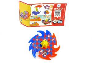 Super Mario Kreisel mit Beipackzettel DV555