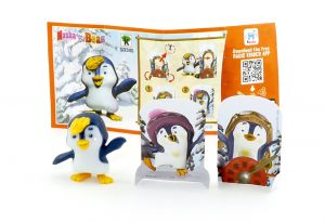 Pinguin (SD345) mit Zubehör (Masha und der Bär)