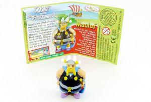 Maulaf mit deutschen Beipackzettel  (Asterix und die Wikinger)