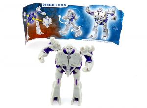 Megatron von den Transformers 2014 mit Beipackzettel