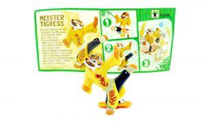 MEISTER TIGRESS mit deutschen Beipackzettel FS281, Kung Fu Panda
