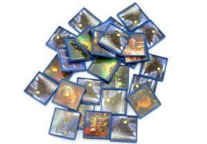 Bilderspiel aus dem Maxi Ei (Polarexpress)