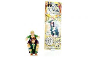 Merry und Pippin aus dem Adventskalender (Herr der Ringe 1 Die Gefährten)