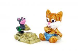 Miezi und Mausi von den Miezi Cats