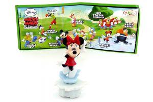 Minnie Maus mit deutsch beschrifteten Beipackzettel (Micky Maus & Freunde)