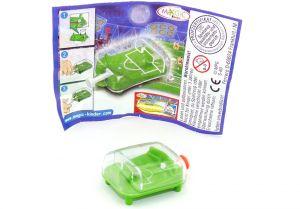 Geduldsspiel Flipper mit Torschuss von Magic Sport mit Beipackzettel