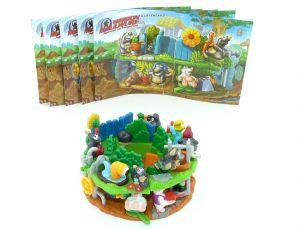 Spielzeug Rondell von Mission Maulwurf 1 KOMPLETT