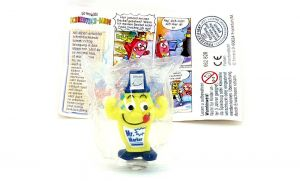 Mr. Marker gelb, noch in Originalverpackung (Schreibtischbande)