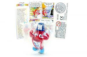 Mr. Marker in rot mit Beipackzettel und OVP (Schreibtischbande)