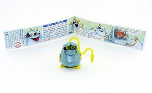 Mr. Maus - Mouse mit Beipackezttel (Cybertops)