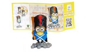 Napoleon Minion mit weißer Hose + BPZ (Die MINIONS) FF294