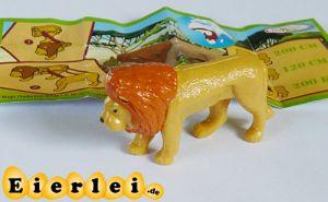 Löwe von den Natoons + BPZ