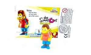 Nelson mit deutschen Beipackzettel (The Simpsons)