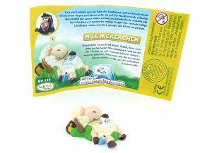 Nils Nickerchen (Gute Schafe wilde Schafe)