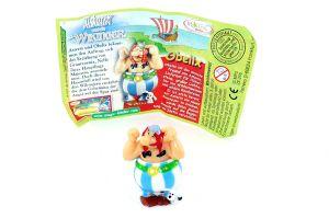 Obelix und Idefix von Asterix und die Wikinger