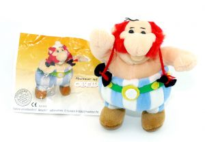 Obelix aus dem Maxi Ei (Plüschfigur)