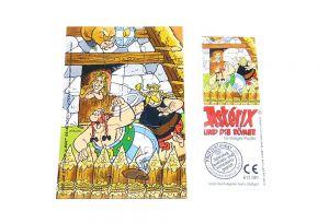 Asterix und die Römer Puzzlecke oben links